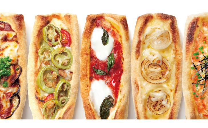 BEYOND PIZZA