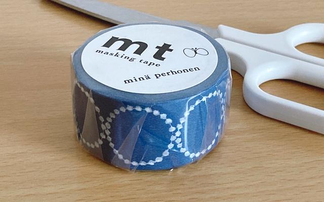 マスキングテープ mt ミナペルホネン